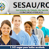 Apostila Impressa Concurso SESAU-RO 2017- PDF grátis - Técnico em Enfermagem - Download aqui