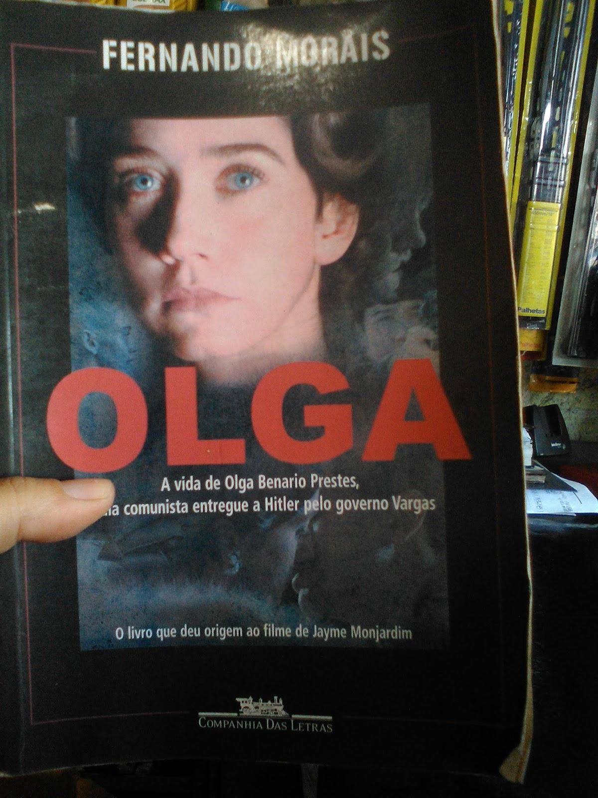 OLGA BAIXAR FILME BENARIO