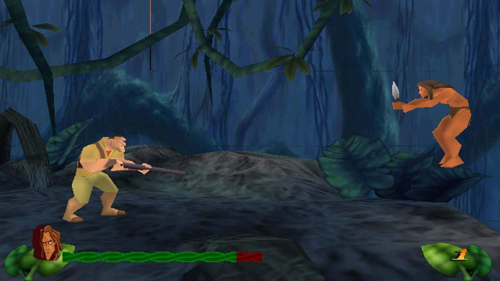 تحميل لعبة Tarzan مضغوطة برابط واحد مباشر كاملة مجانا