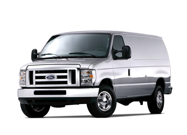 2008 Ford E-Series