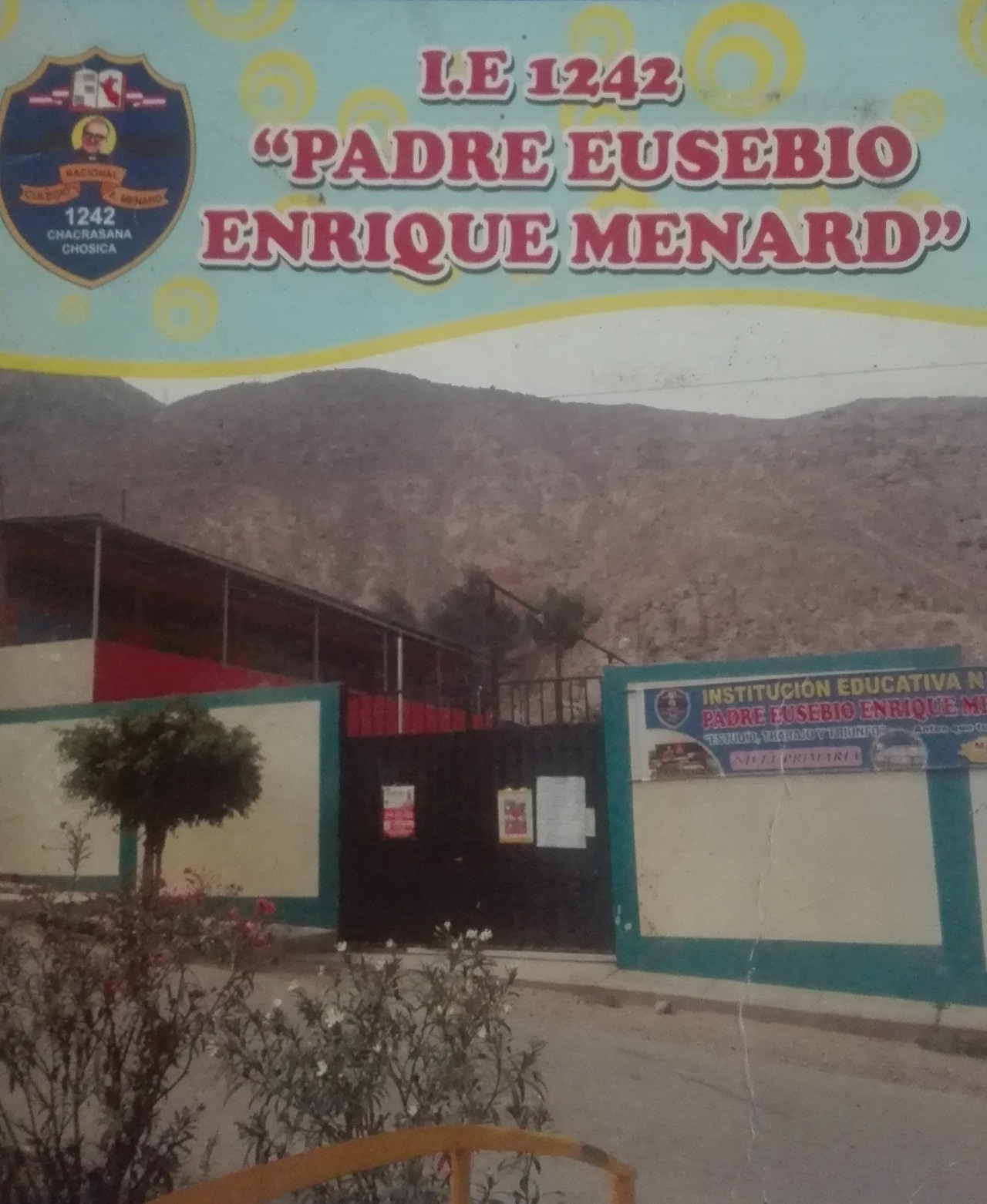 Escuela 1242 PADRE EUSEBIO ENRIQUE MENARD - Lurigancho