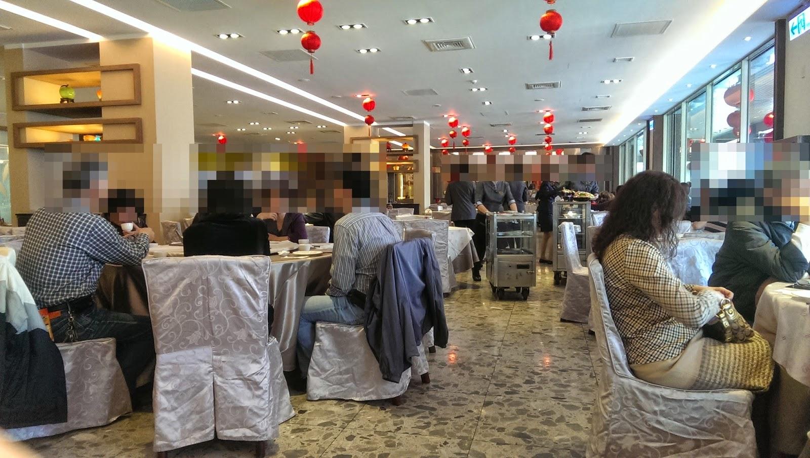 2015 01 25%2B11.17.48 - [食記] 高雄寒軒大飯店 - 吃飲茶囉!開心愜意的飲茶好去處