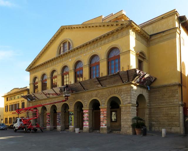 Goldoni Theater, Livorno