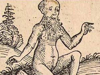 Makhlyes: Hermafroditlerin Kabilesi