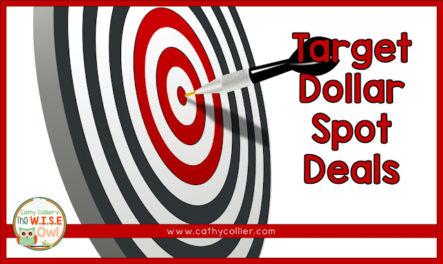 Target Dollar Spot Deals, January 2016. Great deals for reading.