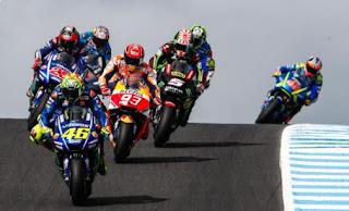Hasil FP2 MotoGP Australia 2018