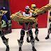 Primeiros bonecos de Power Rangers Super Ninja Steel são revelados