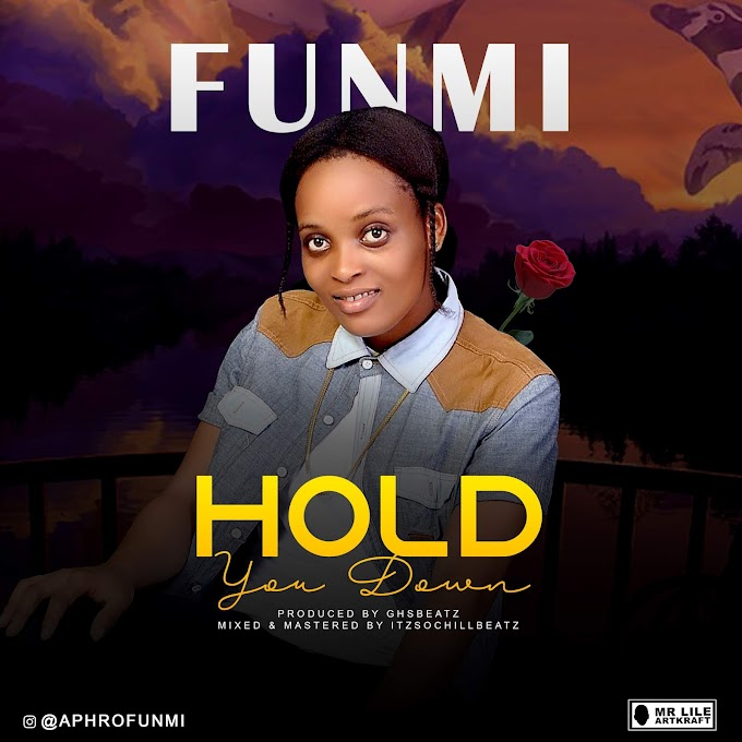 [Music] Funmi Hold You_Down