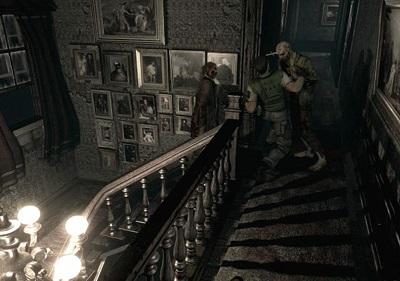 Resident Evil HD Remaster Story