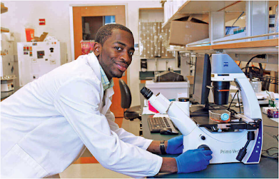 Keven Stonewall, Black college student who discovered breakthrough for colon cancer