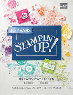 Stampin' Up! rosa Mädchen Kulmbach: Start vom Jahreskatalog 2018-19