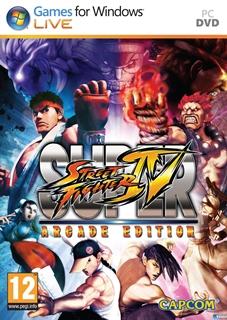 Super Street Fighter IV Arcade Edition em PT - PC (Torrent)
