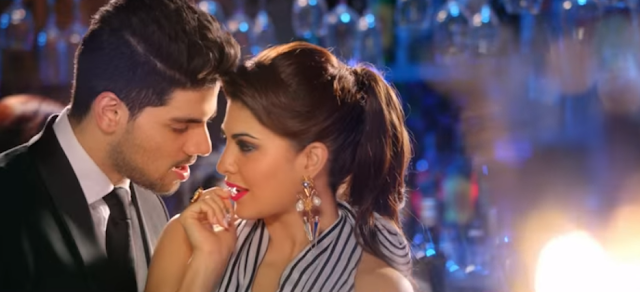 Jacqueline Fernandez and Sooraj Pancholi from 'GF BF' song.