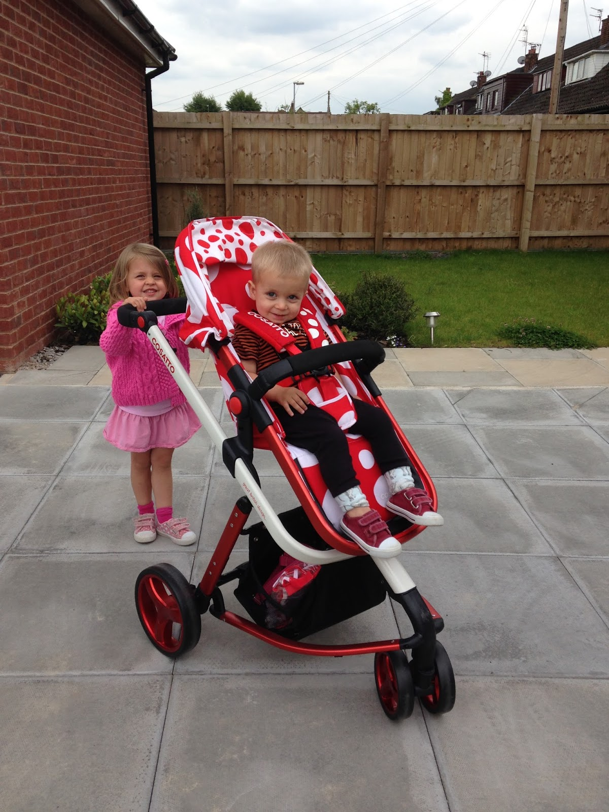 Lightweight Off Road Pram Review Cosatto Giggle 3 In 1 Travel System Hollybobb 39;s