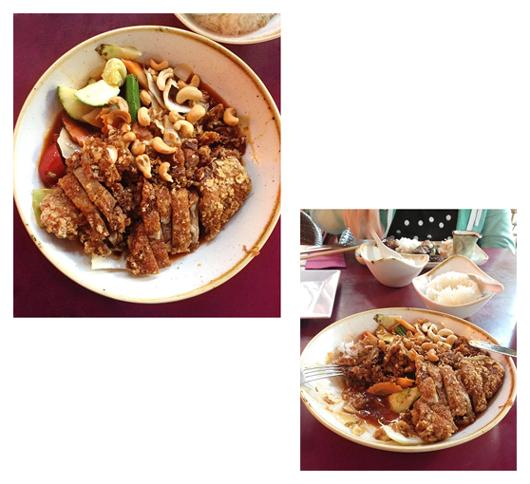Restaurantquickie für asiatische Restaurants in Charlottenburg