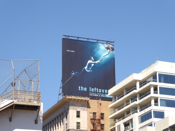 Leftovers season 2 billboard