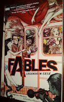 Book cover: Fables Volume 1 - Bill Willingham