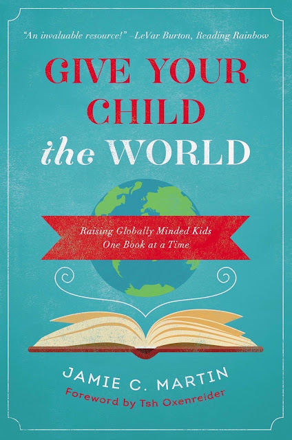 Reading Goals update and a GIVEAWAY: Give Your Child the World
