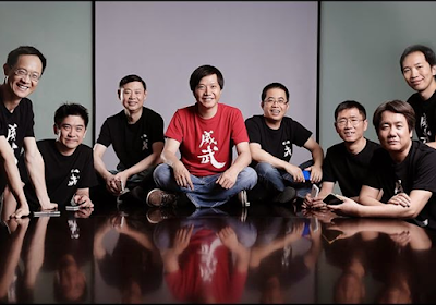 Asal Usul Dan Sejarah Perusahaan Xiaomi & Pengusaha Lei Jun