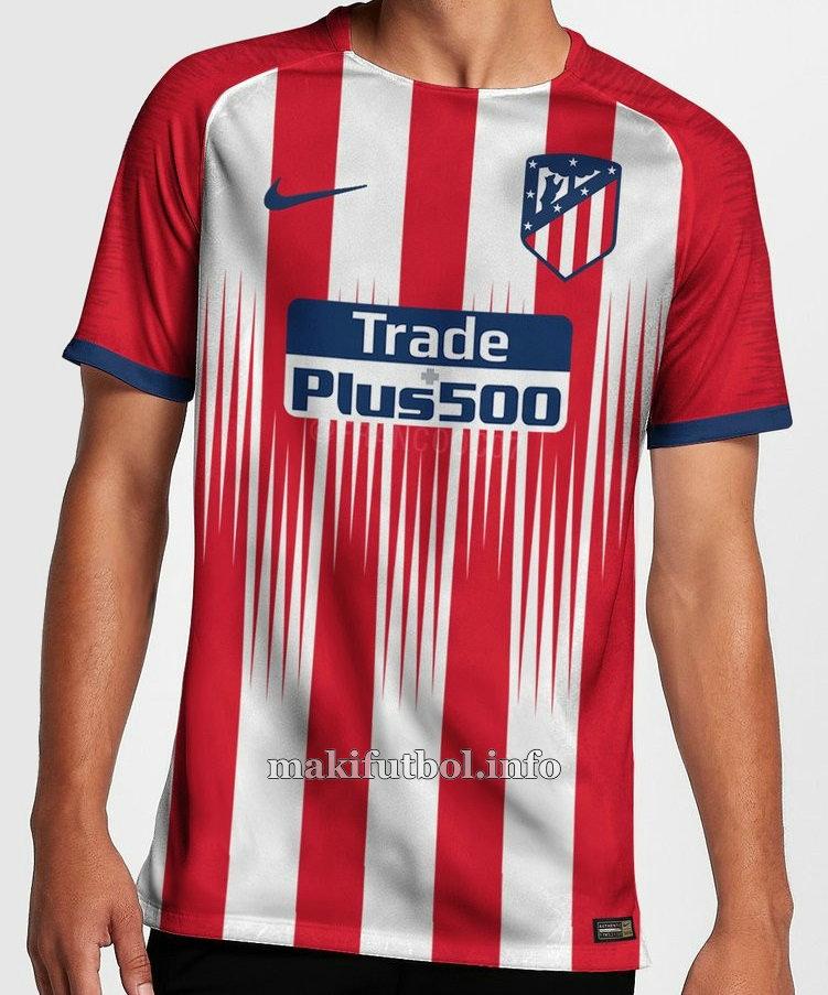 segunda equipacion Atlético de Madrid baratos