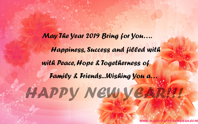 Happy New Year 2020 Mesages