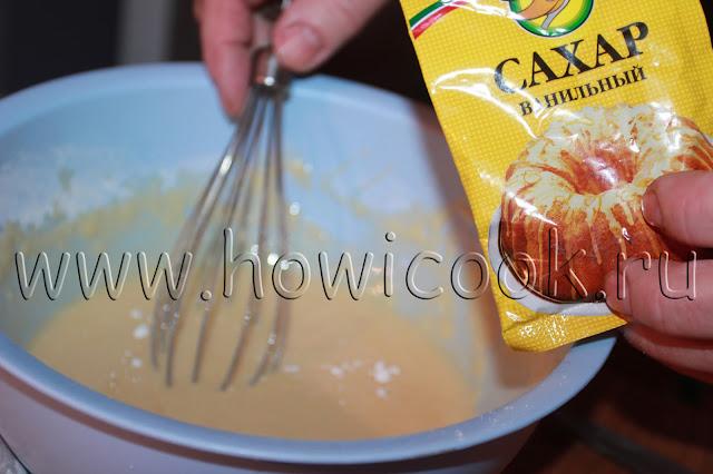 рецепт тонких блинчиков на молоке с пошаговыми фото