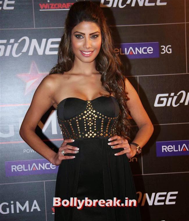 Nicole Faria, Global Indian Music Awards 2014 Pics