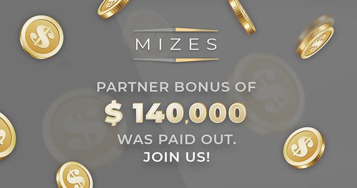 Отчет о партнерской программе Mizes