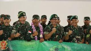 TNI AD Kembali Jadi Raja Tembak di ASEAN