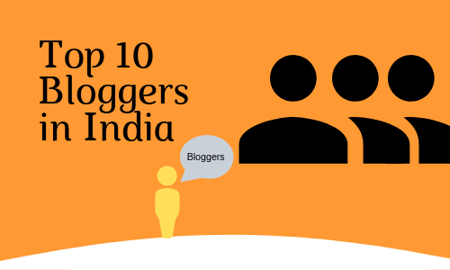 Top bloggers