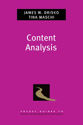 Content Analysis (Pocket Guide to Social Work Research Methods) - Free Ebook Download