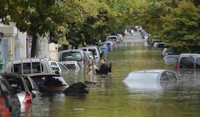 hacer en caso de inundacion