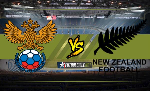 Rusia vs Nueva Zelanda