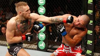 UFC champion Conor Mcgregor versus Floyd Mayweather