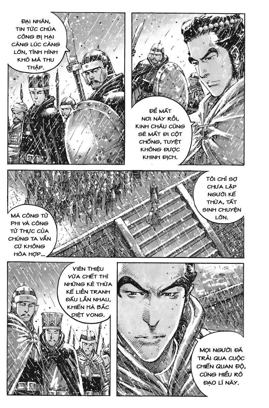 Hỏa phụng liêu nguyên Chương 441: Kiêu hùng trung thần [Remake] trang 7