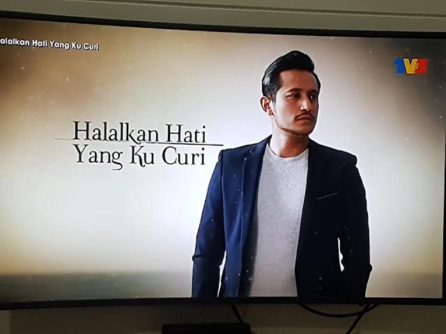 Senarai Pelakon Drama Halalkan Hati Yang Ku Curi ( TV3 )