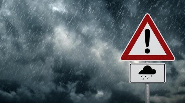 ΗΠΕΙΡΟΣ - Έκτακτο Δελτίο Επιδείνωσης Καιρού: Βροχές και καταιγίδες από το βράδυ της Κυριακής