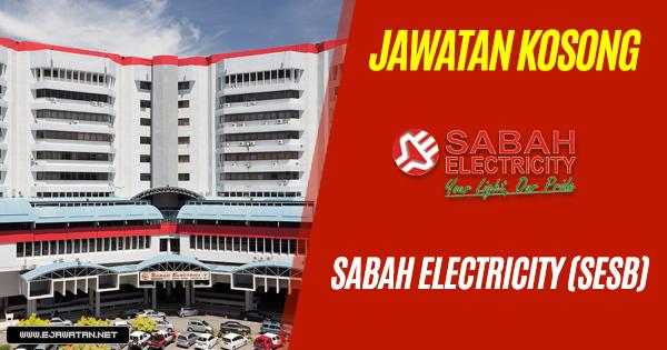 jawatan kosong Sabah Electricity (SESB) 2018