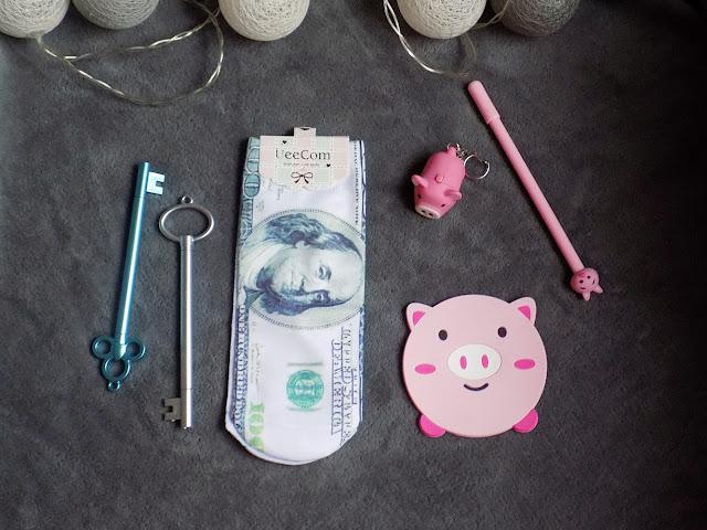 #27 Dolarowe Aliexpress 2 - świnki, klucze, arbuz.