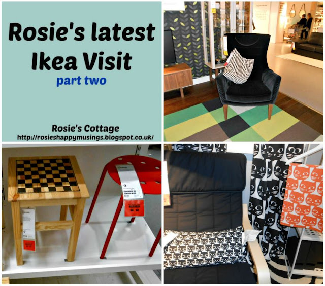 Rosie's trip to Ikea Part Two