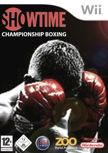 c3030.showtimeboxingwii - Download Showtime Boxing [English] Wii