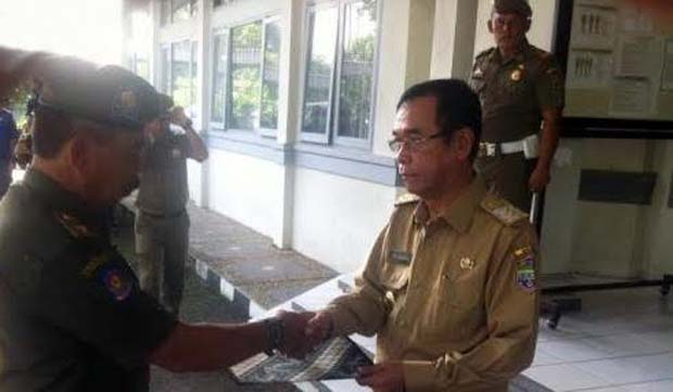 Terbukti Pungli, Seketaris Satpol PP Ciamis Dicopot Jabatan