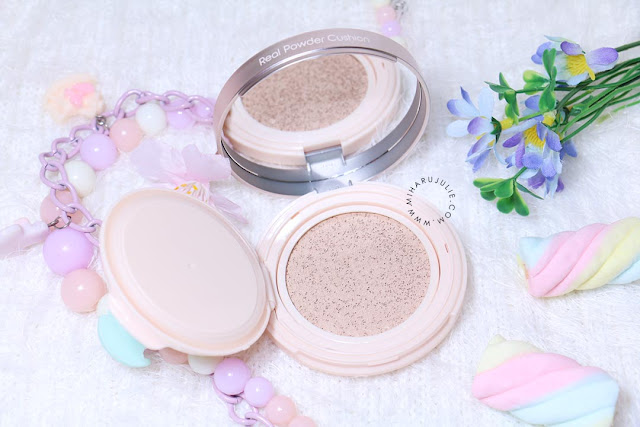 ETUDE HOUSE REAL POWDER CUSHION SPF 50