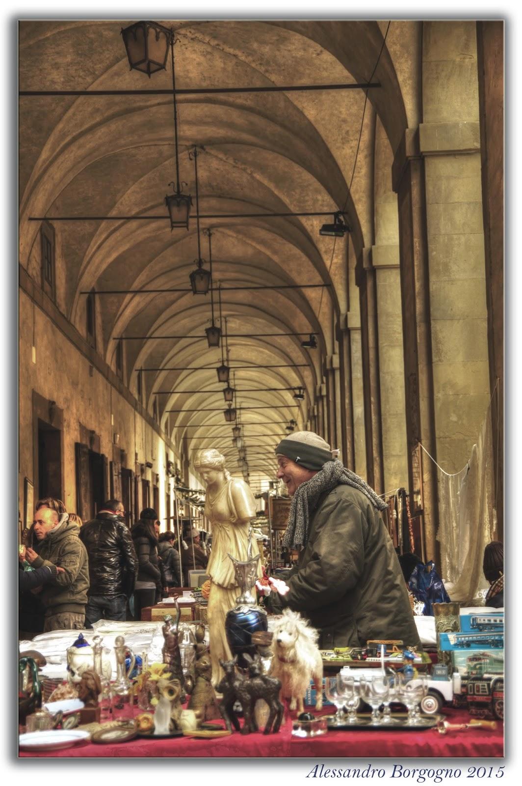 Arezzo - Mercatino