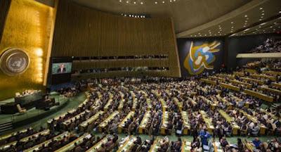 Генеральна асамблея ООН ухвалила резолюцію про мілітаризацію Криму