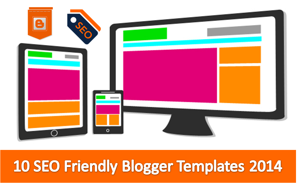 blogger templates, seo friendly blogger templates