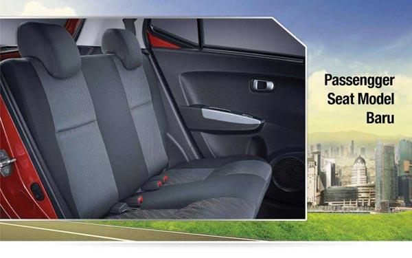 Interior Astra Toyota Agya