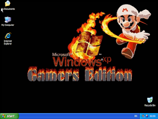 windows xp, xp, windows xp sp 3, windows, gamer edition, xp extreme,