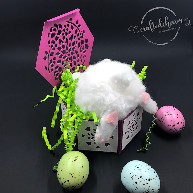 Bunny Bum in a Box
