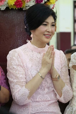 Former Thai prime minister,  Yingluck Shinawatra sentenced to five years in prison